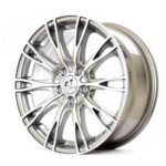 KT Racing 157 Silver/Pol