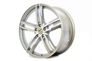 KT Racing 5204 Silver-Pol