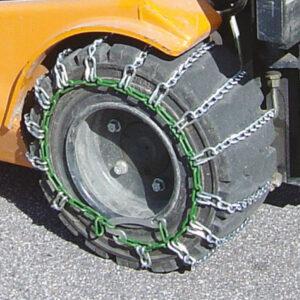 Truck-kjetting tett tverrlenke uten brodd